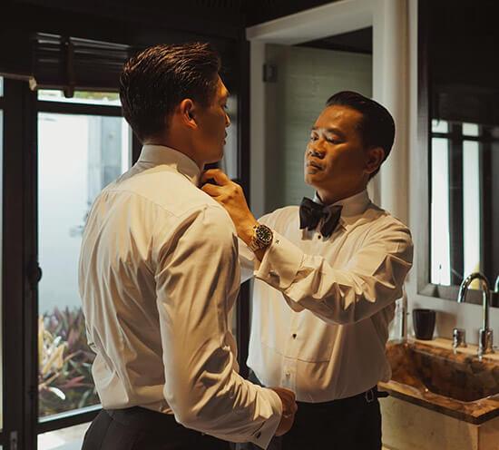 Thái Công và Huy Yves