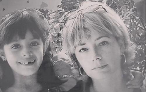 Camila Cabello khi còn nhỏ