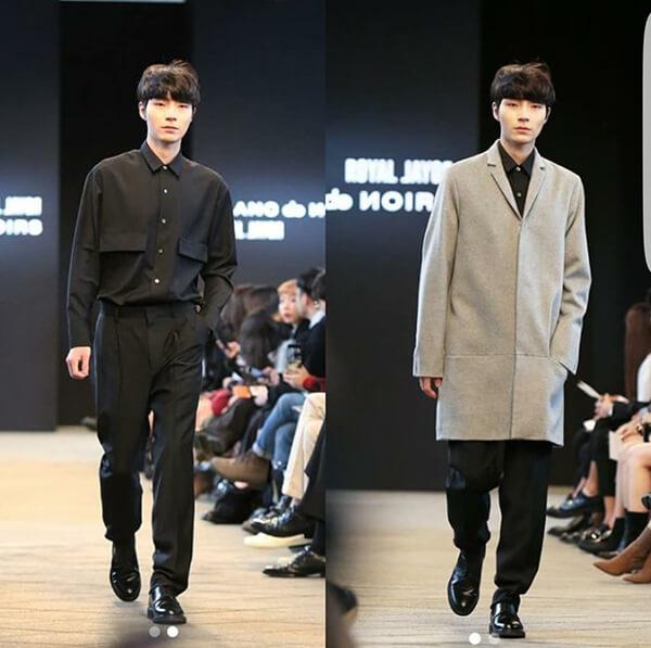 Hwang In Yeop sự nghiệp người mẫu nổi tiếng