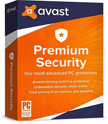 Key Avast Premium Security