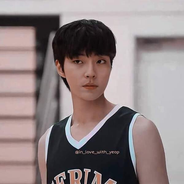 Hwang In Yeop trong Trở lại tuổi 18