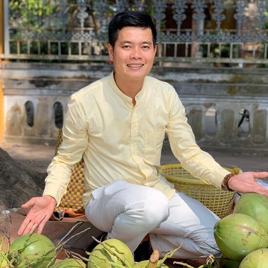Khương Dừa - Khương Dừa là ai