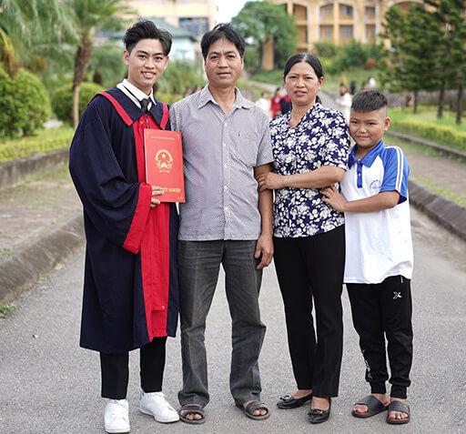 Gia đình bố mẹ NMT Vlog