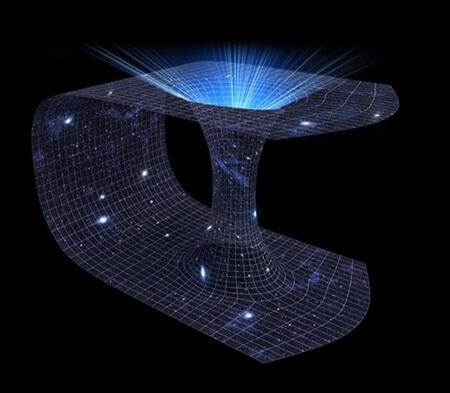 Lỗ giun có thể đi xuyên thời gian do nhanh hơn tốc đọ của ánh sáng