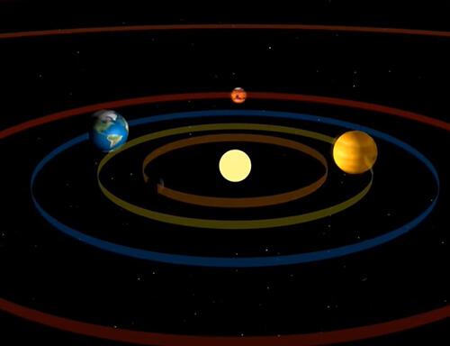 Có thứ gì nhanh hơn vận tốc ánh sáng không, lực hấp dẫn