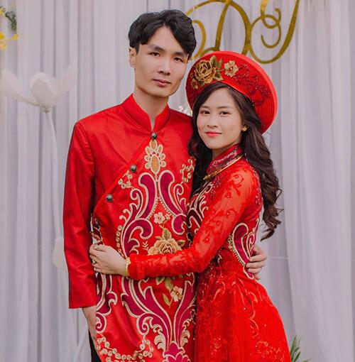 Vợ của Tacaz Nguyễn Trọng Tưởng