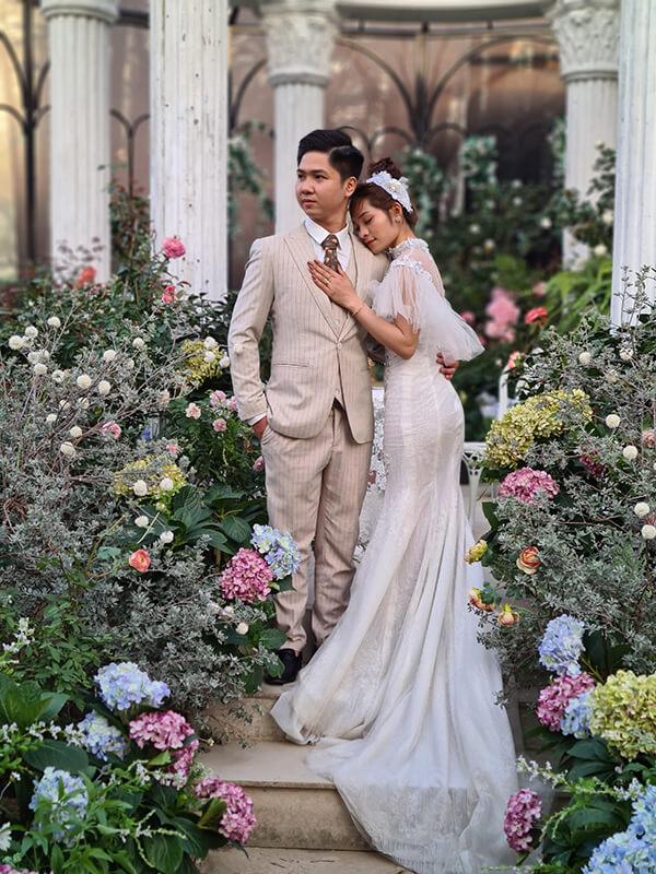 Chụp ảnh cưới đẹp tại Mê Linh, Hà Nội
