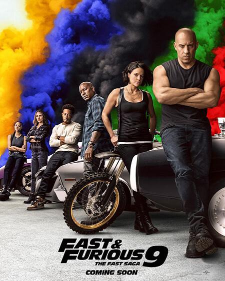 Phim Fasst & Furious 9