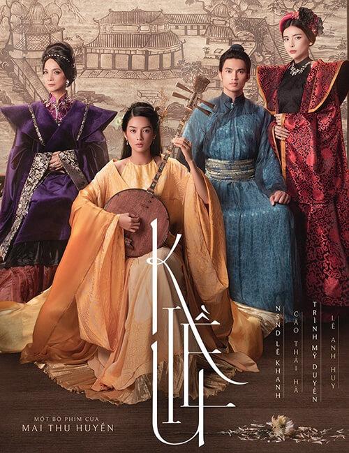 Phim Kiều - Chuyển thể từ Truyện Kiều Nguyễn Du