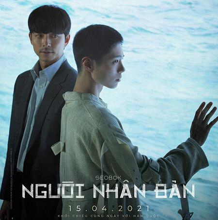Phim Người nhân bản của Hàn Quốc