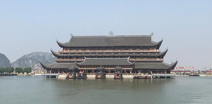Hình ảnh chùa Tam Chúc ở Hà Nam