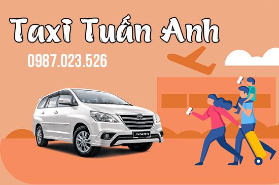 Taxi Tuấn Anh tại Mê Linh