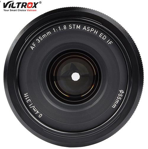 Viltrox AF 35mm f/1.8 FE cho Sony ngàm E