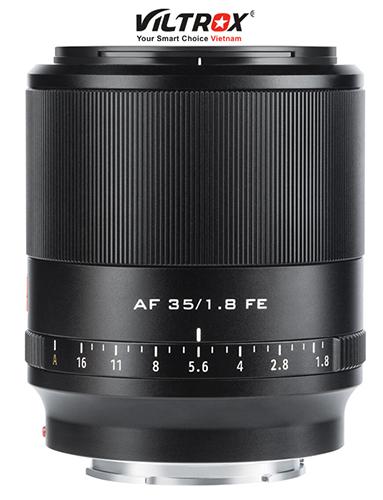 Viltrox AF 35mm f/1.8 FE cho Sony