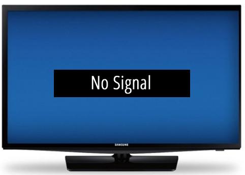 Sửa lỗi No Signal trên máy tính Windows 11