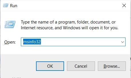 Run trên Windows 11