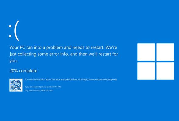 Sửa lỗi màn hình xanh trên windows 11 blue screen