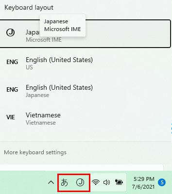 chuyển đổi ngôn ngữ nhanh