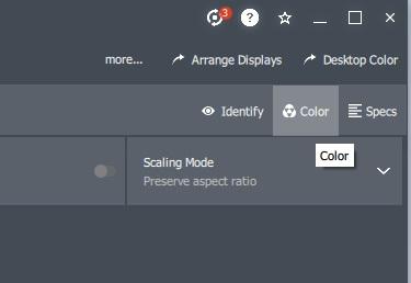 Chỉnh màu sắc và ánh sáng trên card đồ họa AMD