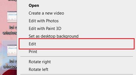 Cách đổi đuôi ảnh JPG PNG trên windows 11