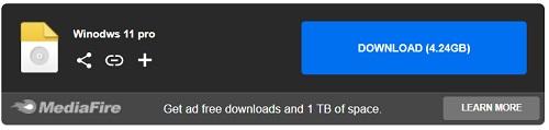 Tải Windows 11 Iso chính thức từ microsoft