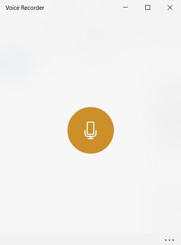 Ứng dụng ghi âm trên máy tính Windows 11