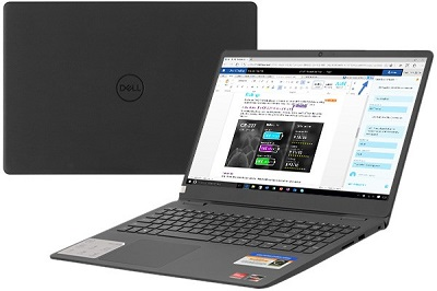 Laptop Dell 15 triệu học lập trình code