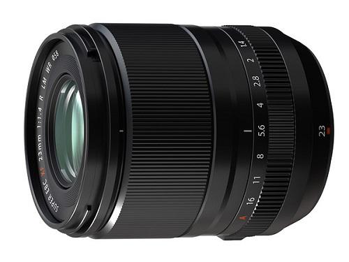 Lens Fuji 33mm F1.4 R LM WR