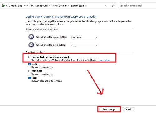 Sửa lỗi máy tính windows 11 tự động tắt