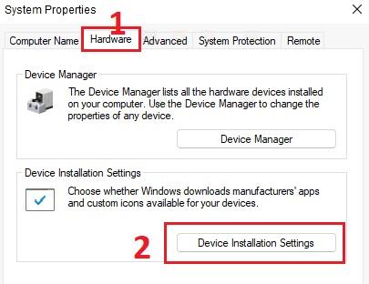 Cài đặt ngăn windows 11 cập nhật phần mềm ứng dụng