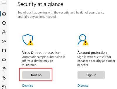 Diệt virus trên windows 11 Pro