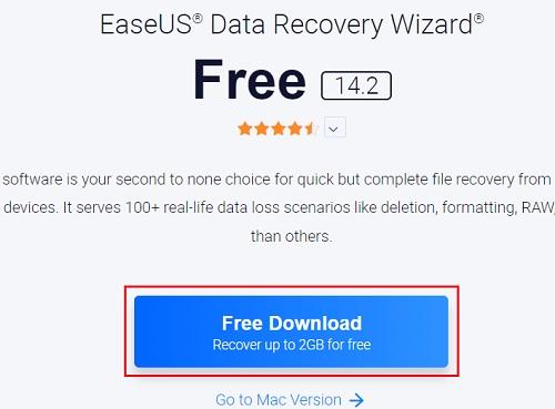 Khôi phục file bị xóa với EaseUS Data Recovery Wizard
