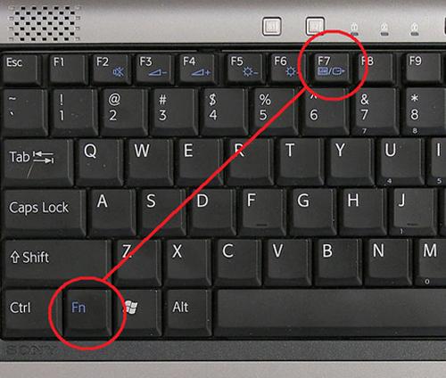 Sửa lỗi Touchpad không hoạt động